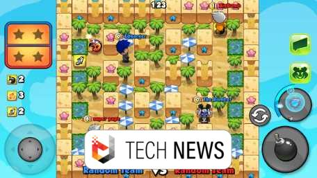 Gameplay of Bomber Friends Mod APK
